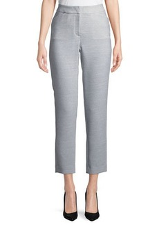 Tahari ASL Lucille Stretch Straight-Leg Pants