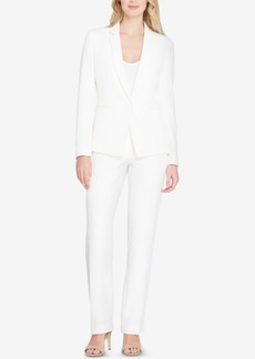 Tahari Asl One-Button Pantsuit, Regular & Petite