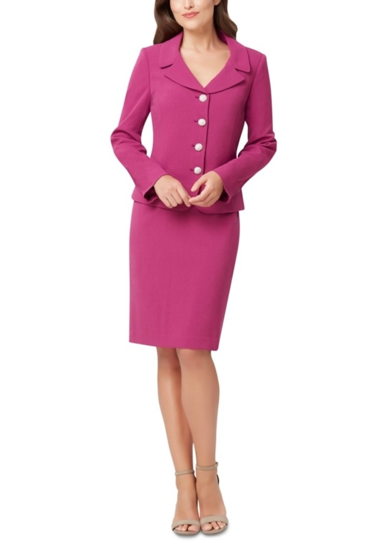 Tahari Asl Pencil-Skirt Suit