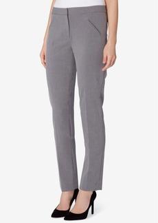 Tahari Asl Petite Skinny-Leg Trousers