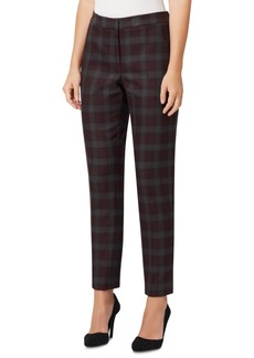 Tahari Asl Plaid Pants