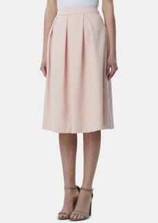 74a67cdfcc23 Tahari Tahari by Arthur S. Levine Women's Petite Size Jacquard Skirt ...