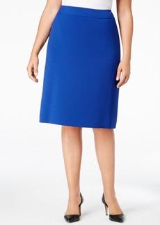 Tahari Asl Plus Size Pencil Skirt