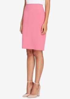Tahari Asl Ponte-Knit Pencil Skirt