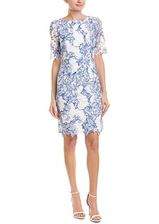 Tahari Asl Shift Dress