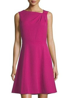 Tahari ASL Sleeveless A-Line Dress