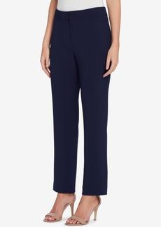 Tahari Asl Straight-Leg Pants, Regular & Petite