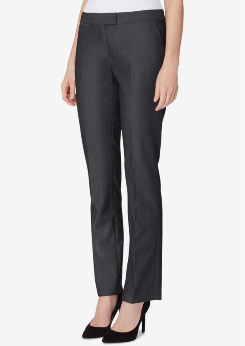 Tahari Asl Straight-Leg Trousers