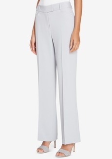 Tahari Asl Twill Tab-Waist Pants, Regular & Petite