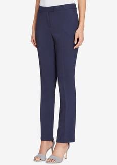 Tahari Asl Twill Trousers