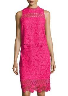 Tahari ASL Two-Piece Lace Skirt Set