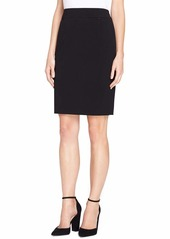 Tahari ASL Women's Bi-Stretch Wide Band Straight Skirt