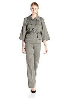 Tahari ASL Women's Blair Pant Suit
