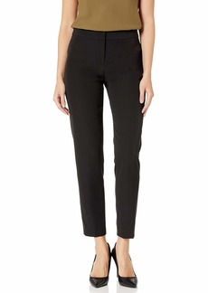 Tahari ASL Women's Clean WB Slim Leg with Back PKT Pant