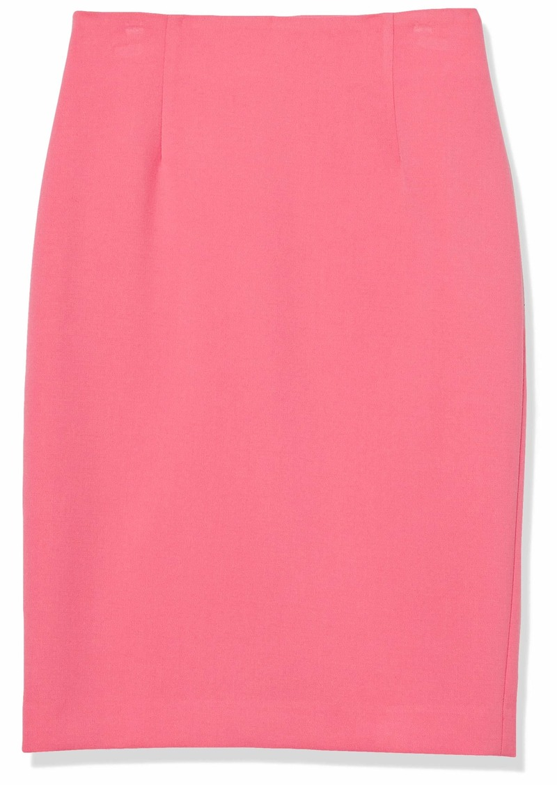 Tahari ASL Women's Fitted Pencil Skirt with Zipper