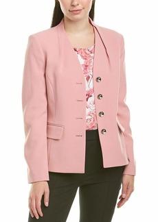 Tahari ASL Women's Four Button Jacket