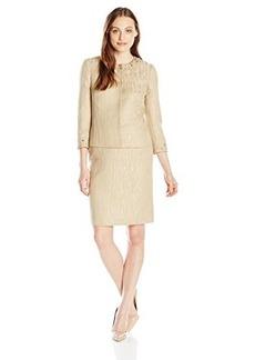 Tahari ASL Women's Francine Skirt Suit