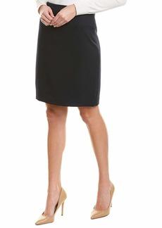 Tahari ASL Women's Parker Twill A-Line Skirt