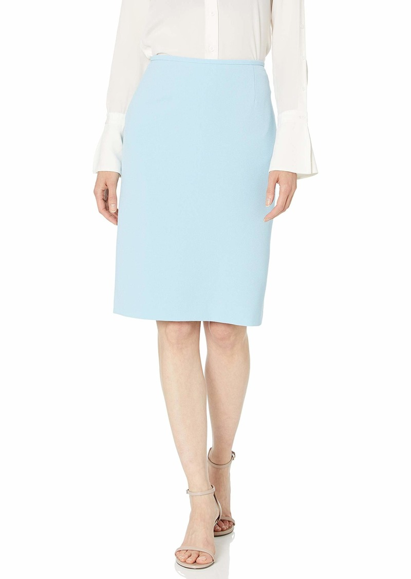 Tahari ASL Women's Pencil Skirt with Narrow WB