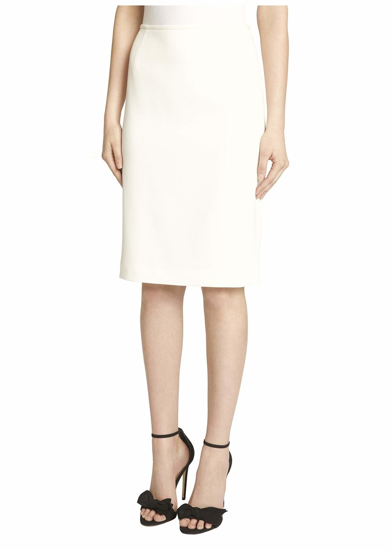 Tahari ASL Women's Petite Pencil Skirt  10P