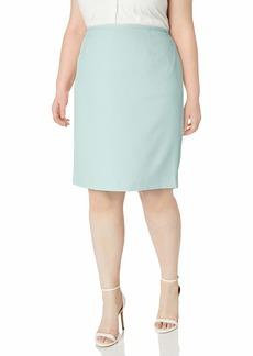 Tahari ASL Women's Plus Size Pencil Skirt  W