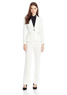 Tahari ASL Women's Sienna Pant Suit