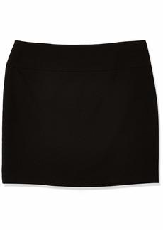 Tahari ASL Women's Wide Waistband A-Line Skirt
