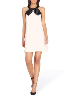Tahari Bow Shift Dress