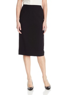 Tahari by Arthur S. Levine Women's Bi Strech Pencil Back-Zip Skirt