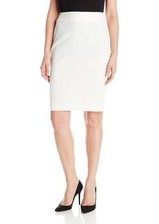 Tahari by Arthur S. Levine Women's Bi-Stretch Slim Pencil Skirt