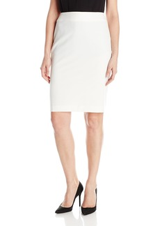 Tahari by Arthur S. Levine Women's Bi-Stretch Slim Pencil Skirt