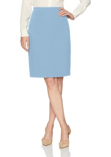 Tahari by Arthur S. Levine Women's Crepe Pencil Skirt