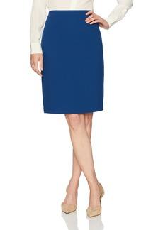 Tahari by Arthur S. Levine Women's Crepe Pencil Skirt