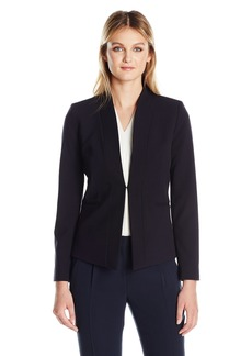 Tahari by Arthur S. Levine Women's Open Bi Stretch Jacket