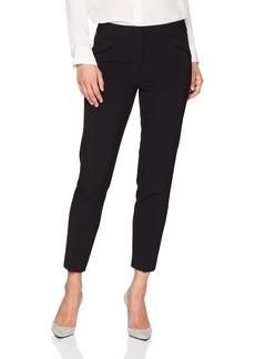 Tahari by Arthur S. Levine Women's Petite Basic Bi-Stretch Slim Pant
