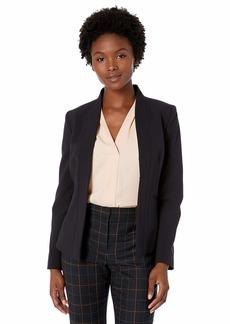 Tahari by Arthur S. Levine Women's Petite Bi-Stretch Open Jacket  2P