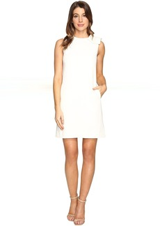 Tahari by ASL Bow Detail Shift Dress