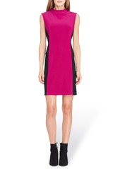 Tahari Colorblock Sheath Dress