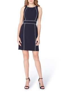 Tahari Colorblock Sheath Dress