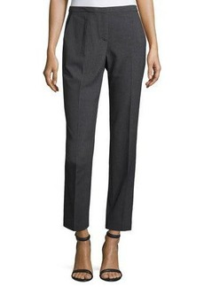 Tahari Dessa Pleated Trousers