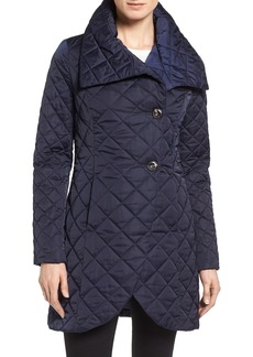 Tahari Diamond Quilt Jacket