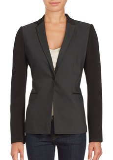 Tahari Diamond Tailored Jacket