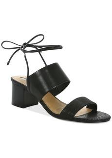 Tahari Doe Lace-Up Sandals Women's Shoes