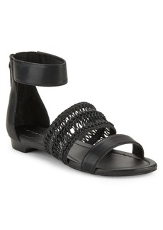Tahari Dorm Ankle Strap Sandals