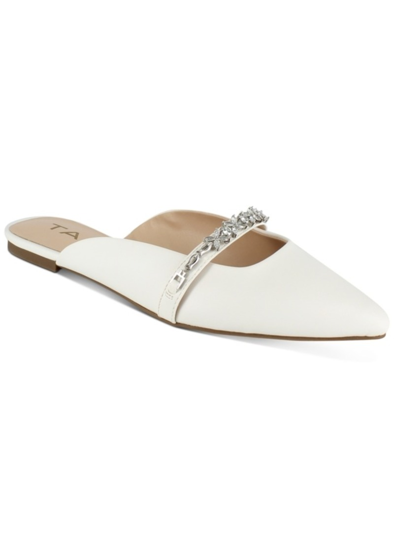 Tahari Girls Claribel Mules Women's Shoes