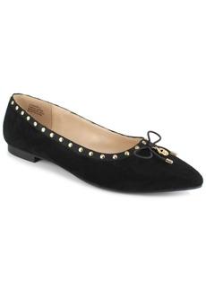 Tahari Girls Laurena Pointy Toe Flats Women's Shoes