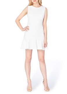 Tahari Lace Drop Waist Dress