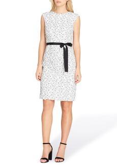 Tahari Lace Sheath Dress