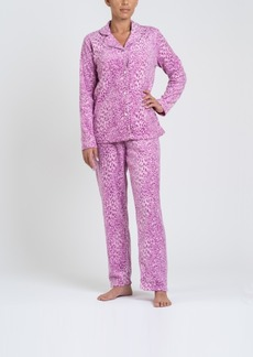 Tahari Notch Collar Pajama Set, Online Only