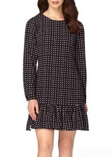 Tahari Polka Dot Dress